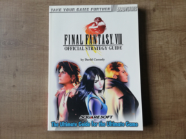 Final Fantasy VIII Official Strategy Guide - BradyGames