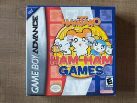 Hamtaro Ham-Ham Games - USA - CIB