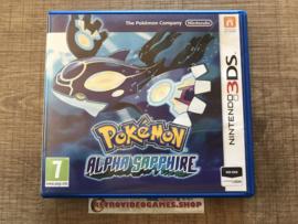 Pokémon Alpha Sapphire - HOL
