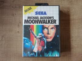 Michael Jackson's Moonwalker - CIB