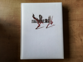 Final Fantasy XIII-2 The Complete Official Guide Collector's Edition