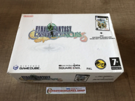 Final Fantasy Crystal Chronicles + GBA link kabel - HOL