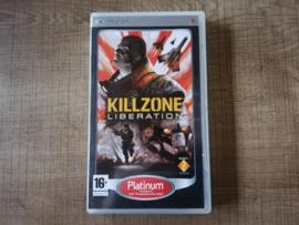Killzone Liberation Platinum
