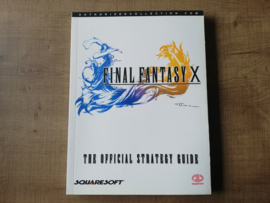 Final Fantasy X The Official Strategy Guide - Piggyback