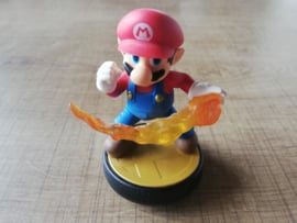 Mario - Super Smash Bros - Amiibo