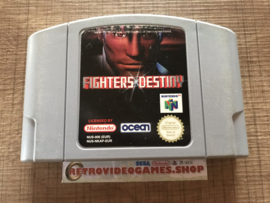 Fighters Destiny - EUR