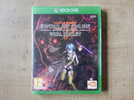 Sword Art Online - Fatal Bullet - Sealed