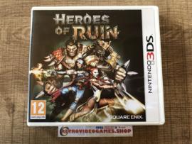 Heroes of Ruin - HOL