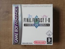 Final Fantasy I & II Dawn of Souls - NEU6 - CIB