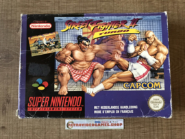 Street Fighter II Turbo - FAH - CIB