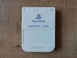 Official Memory Card