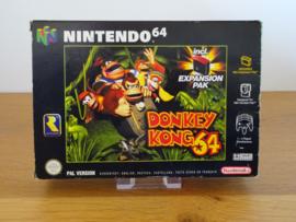 Donkey Kong 64 + Expansion Pack - FAH