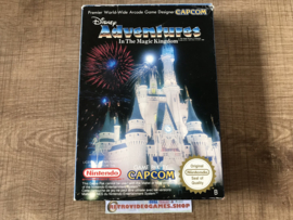 Adventures in the Magic Kingdom - FRA - CIB