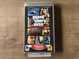 Grand Theft Auto: Liberty City Stories Platinum