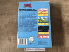 Kirby's Adventure - HOL - CIB