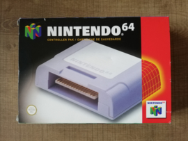 Nintendo 64 Official Controller Pak