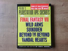 Prima's Playstation RPG Secrets