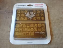 New Nintendo 3DS Monster Hunter 4 Ultimate Faceplates