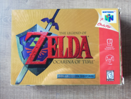 The Legend of Zelda Ocarina of Time Collector's Edition - USA - CIB