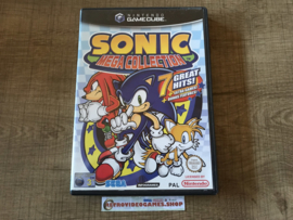 Sonic Mega Collection - UKV