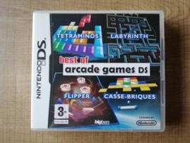Best of Arcade Games DS - FAH - CIB