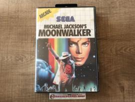 Michael Jackson's Moonwalker CIB