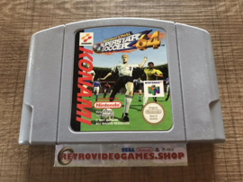 International Superstar Soccer 64 - EUR