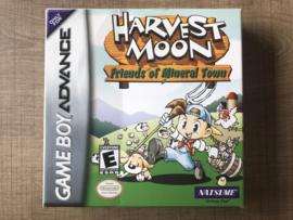 Harvest Moon: Friends of Mineral Town - USA - CIB