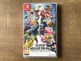 Super Smash Bros Ultimate - HOL