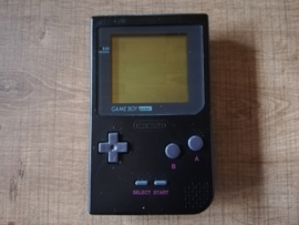 Gameboy Pocket Zwart