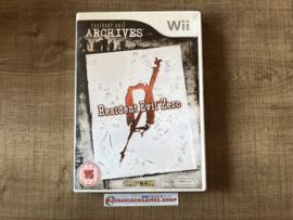 Resident Evil Zero - UKV