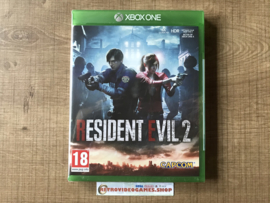 Resident Evil 2 Remake - Sealed
