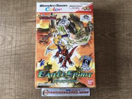Digimon Tamers: Battle Spirit - JAP