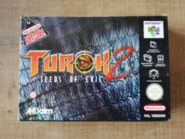 Turok 2 Seeds of Evil - UKV - CIB