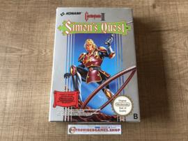 Castlevania II: Simon's Quest - FRA - CIB