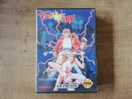 Fatal Fury Genesis - CIB