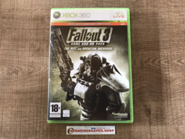 Fallout 3 Game Add on Pack - The Pitt and Operation: Anchorage