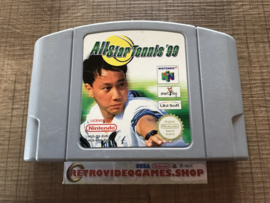 All Star Tennis '99 - EUR