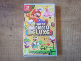 New Super Mario Bros. U Deluxe - HOL