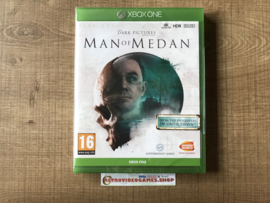 The Dark Pictures Anthology: Man of Medan - Sealed