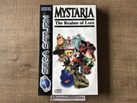 Mystaria The Realms of Lore - CIB