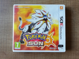 Pokémon Sun - HOL