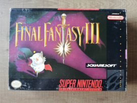 Final Fantasy III - USA - CIB