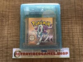 Pokémon Crystal Version - EUR - Nieuwe Batterij