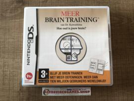 Meer Brain Training van Dr. Kawashima - HOL - CIB