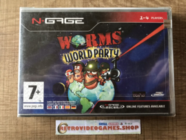 Worms World Party Sealed