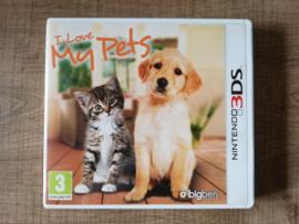 I Love My Pets - EUR