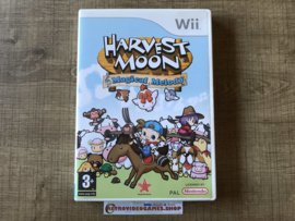 Harvest Moon Magical Melody - HOL