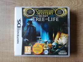 Chronicles of Mystery: The Secret Tree of Life - FAH - CIB
