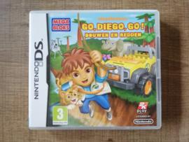 Go, Diego, GO! Bouwen en Redden - HOL